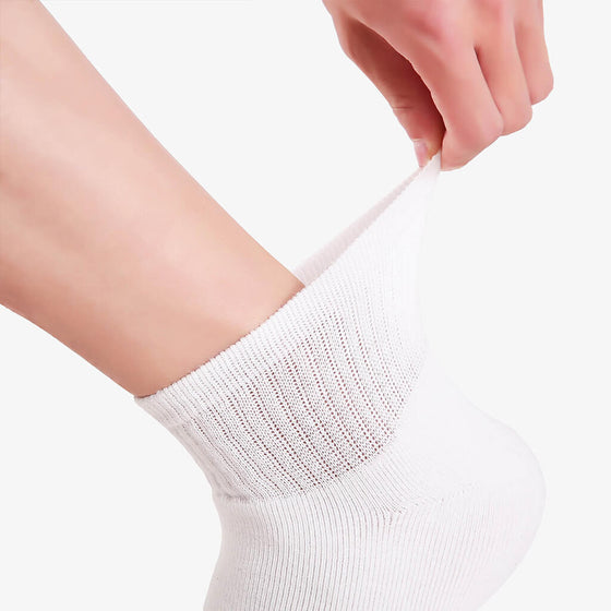 Women's Athletic Ankle Socks-LIMPIDEE