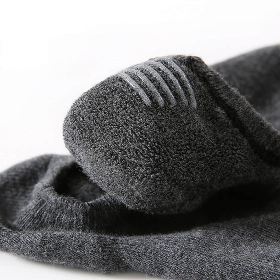 Men's & Women's Non Slip Low Cut Invisible Socks-WANDER