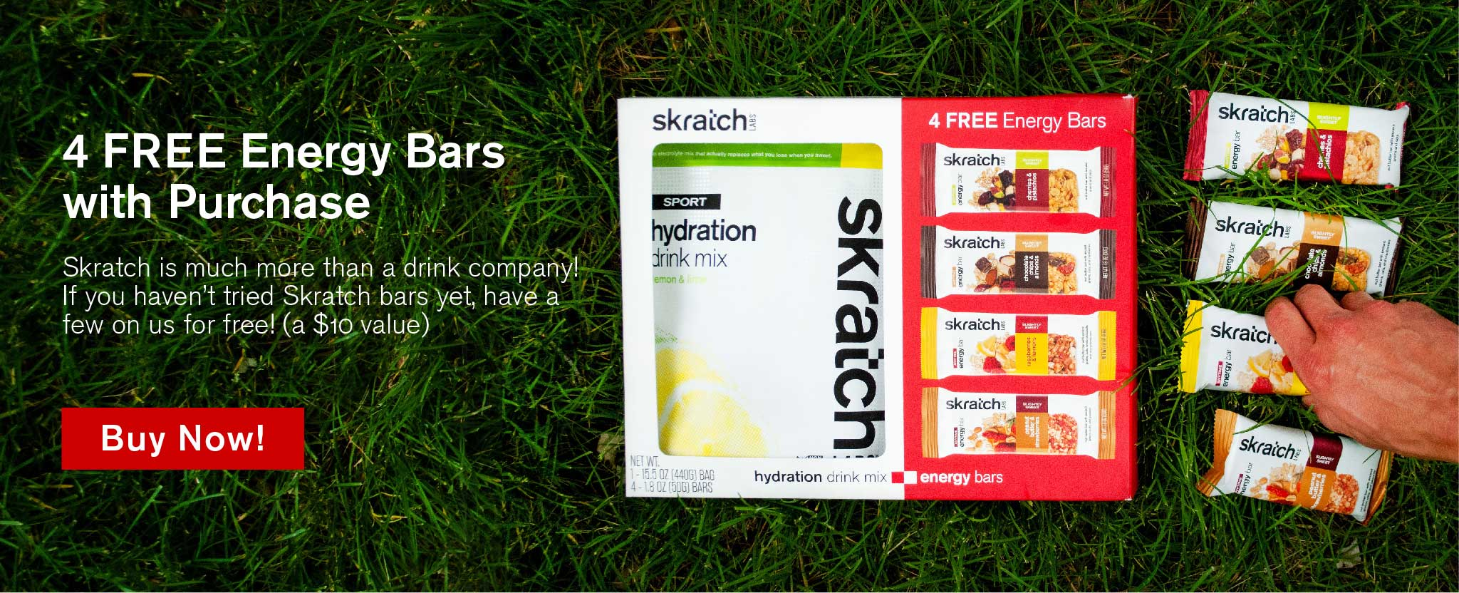 Skratch Labs | Natural Hydration and Nutrition