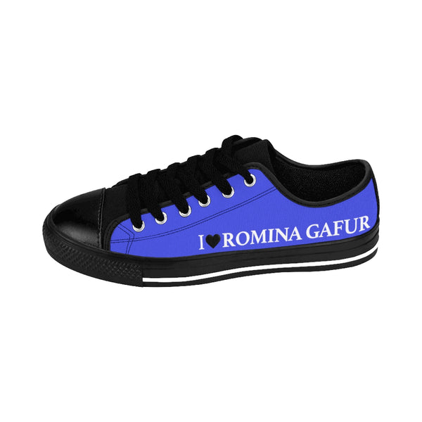 Women's Sneakers - I Love Romina Gafur