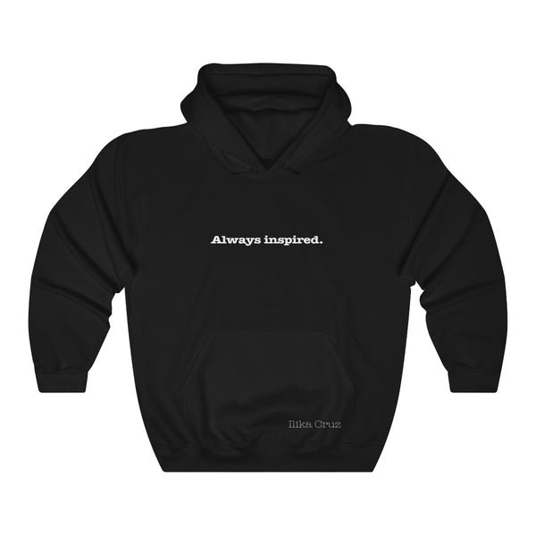 Ilika Cruz Hoodie (Always Inspired - Dark Colors)