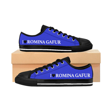 Men's Sneakers - I Love Romina Gafur