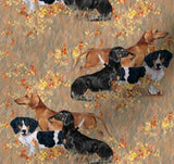 The Little Fawn Dog Breeds - ALL BREEDS A-Line Dress 0-4 years
