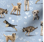 Bandana dribble bib - Dog Breeds - ALL BREEDS