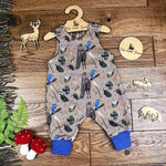 Into the woods romper 0-4 years