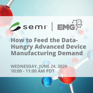 SEMI Electronics Materials Group (EMG) Webinar June 2020
