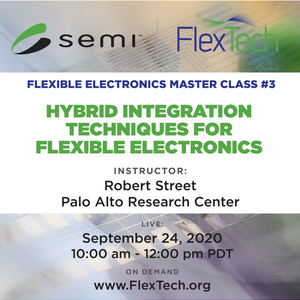 Flex Electronics Webinar Master Class: September 2020