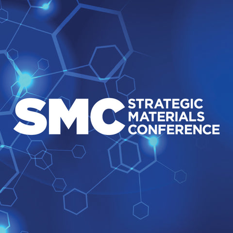Strategic Materials Conference (SMC) - September 23-25, 2019