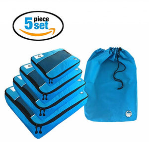 Cruise Packing Cubes 5 Set