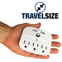Load image into Gallery viewer, cruise power strip with usb outlets original