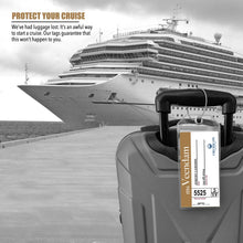 Load image into Gallery viewer, cruise tag holders holland america