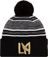 Load image into Gallery viewer, Los Angeles FC Men's New Era Onfield Knit 2020 Gray