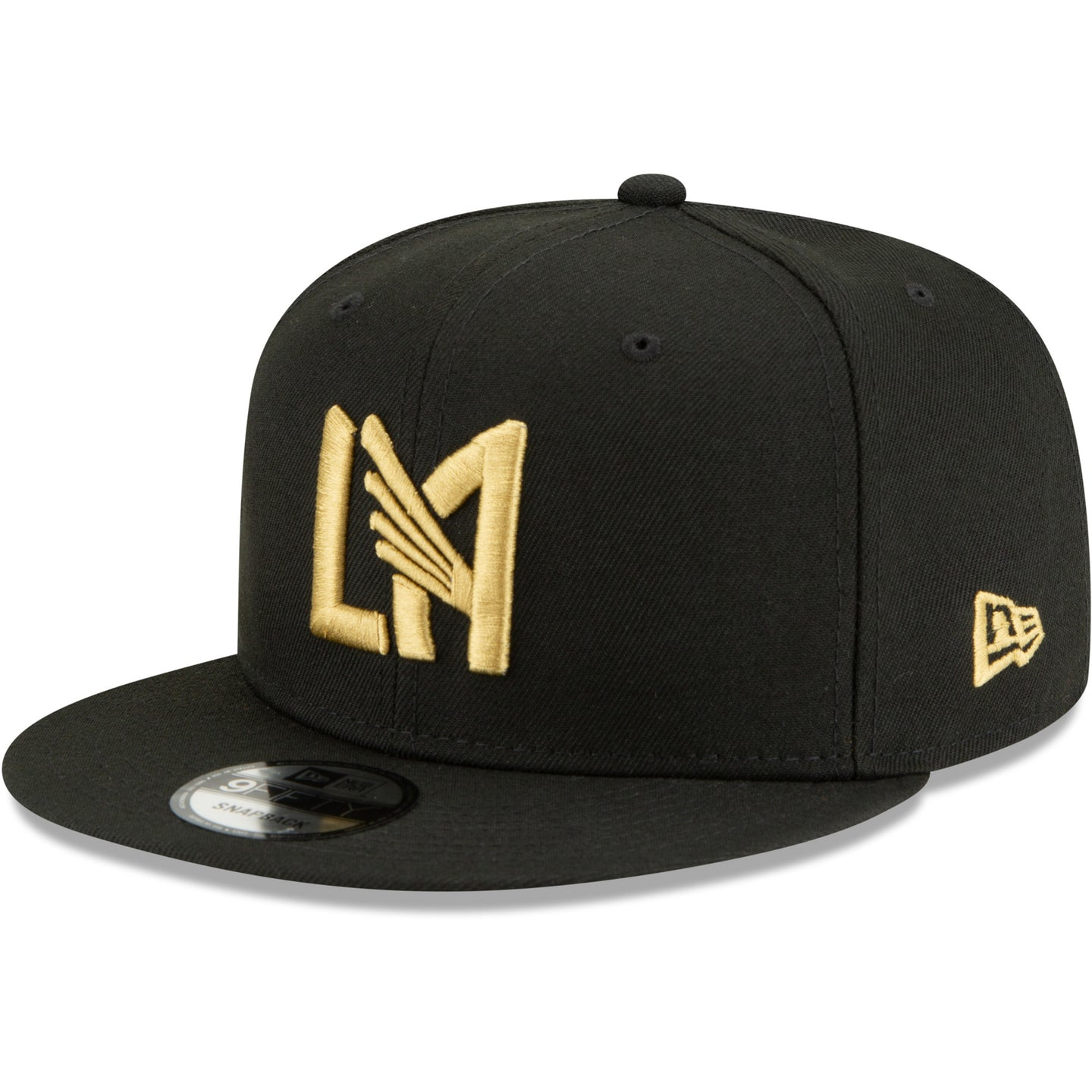 LAFC Men's ICON 950-Black-Adjustable Hat