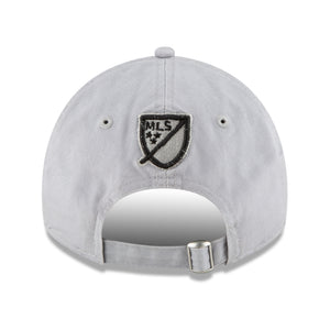 LAFC New Era Street x Street Icon 9TWENTY Adjustable Hat - Gray