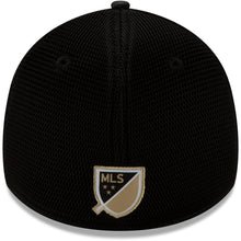 Load image into Gallery viewer, LAFC New Era On-Field Collection 39THIRTY Flex Hat - Black