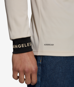 2021 LAFC  MENS HEART OF GOLD COMMUNITY KIT LONG SLEEVE - REPLICA
