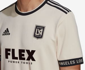2021 LAFC  MENS HEART OF GOLD COMMUNITY KIT  - AUTHENTIC