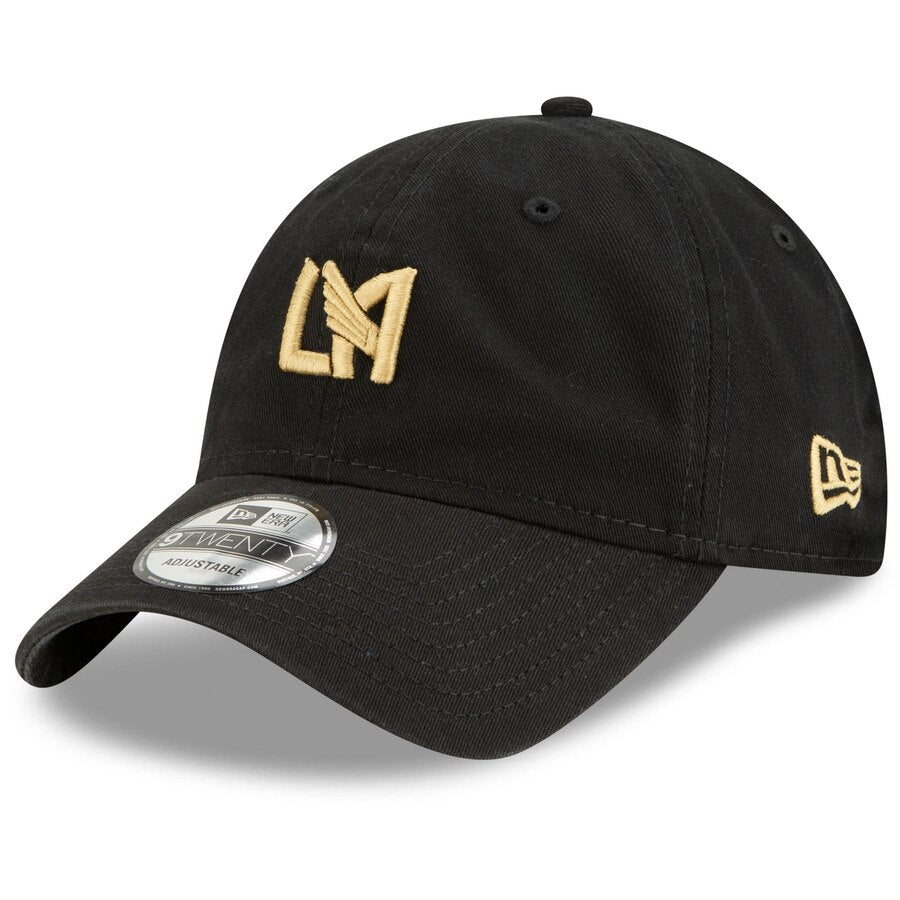 LAFC  New Era Primary Logo 920 ICON Black/Gold