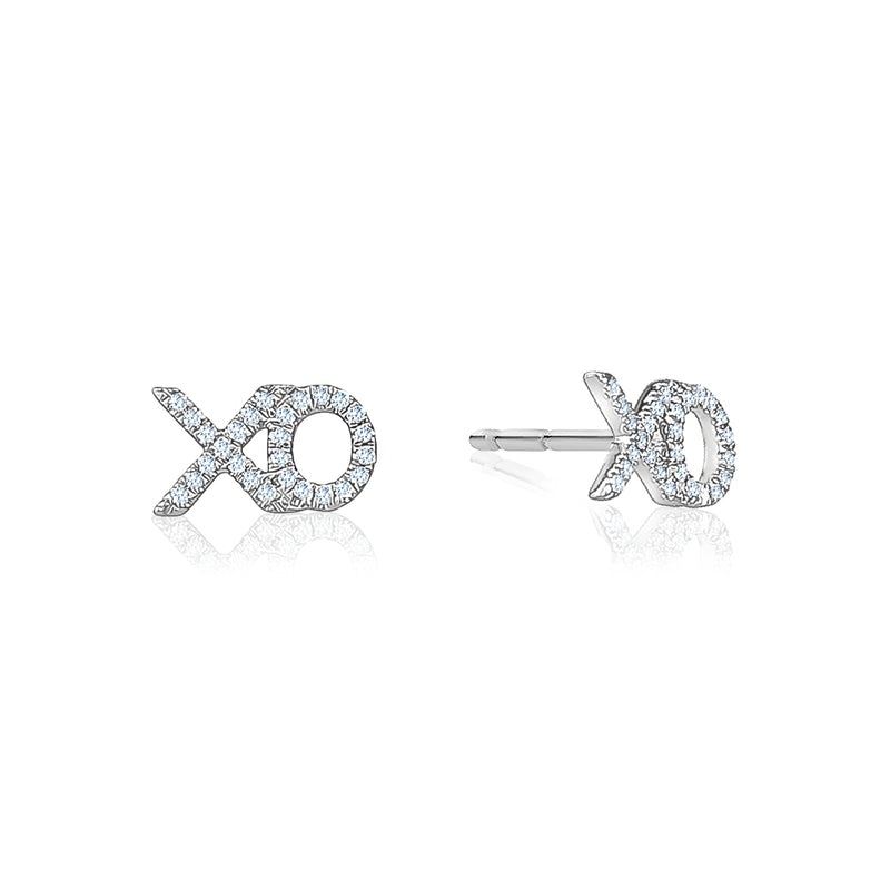 Hugs and Kiss Studs