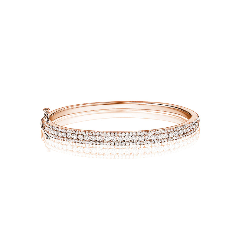 The Perfect Diamond Bangle