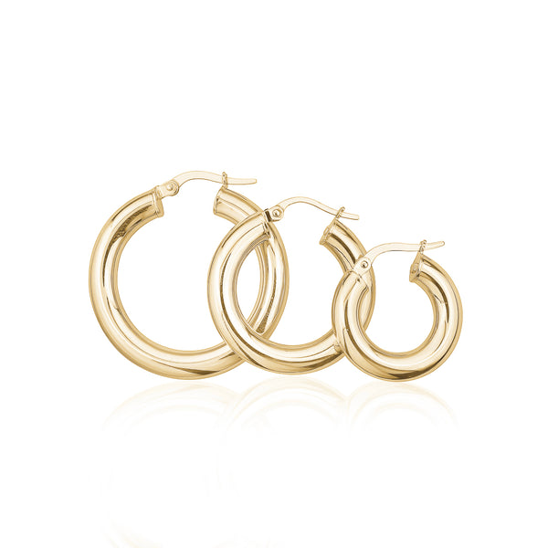 3.5 MM Tube Hoops