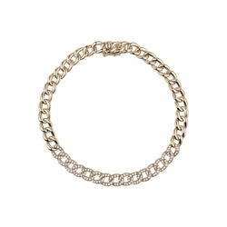 Diamond Miami Cuban Bracelet