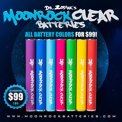 Dr.Zodiak's Moonrock Batteries Collection