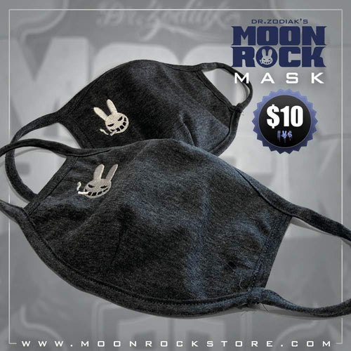 Dr.Zodiak's MoonRock Mask
