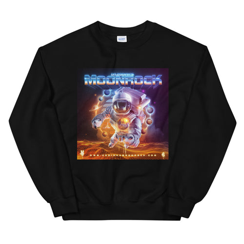 Retro Moonrock - Unisex Sweatshirt