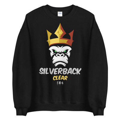 SILVERBACK CLEAR Sweatshirt -Crown