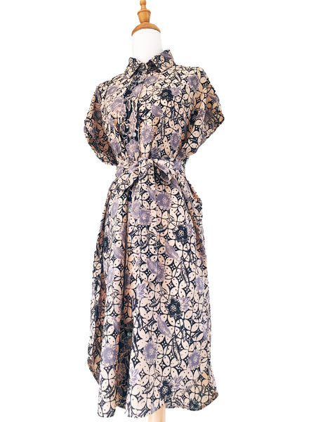 Ladies Batik Dress - Innara