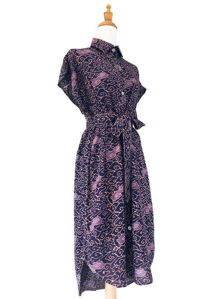 Ladies Batik Dress - Raaniya