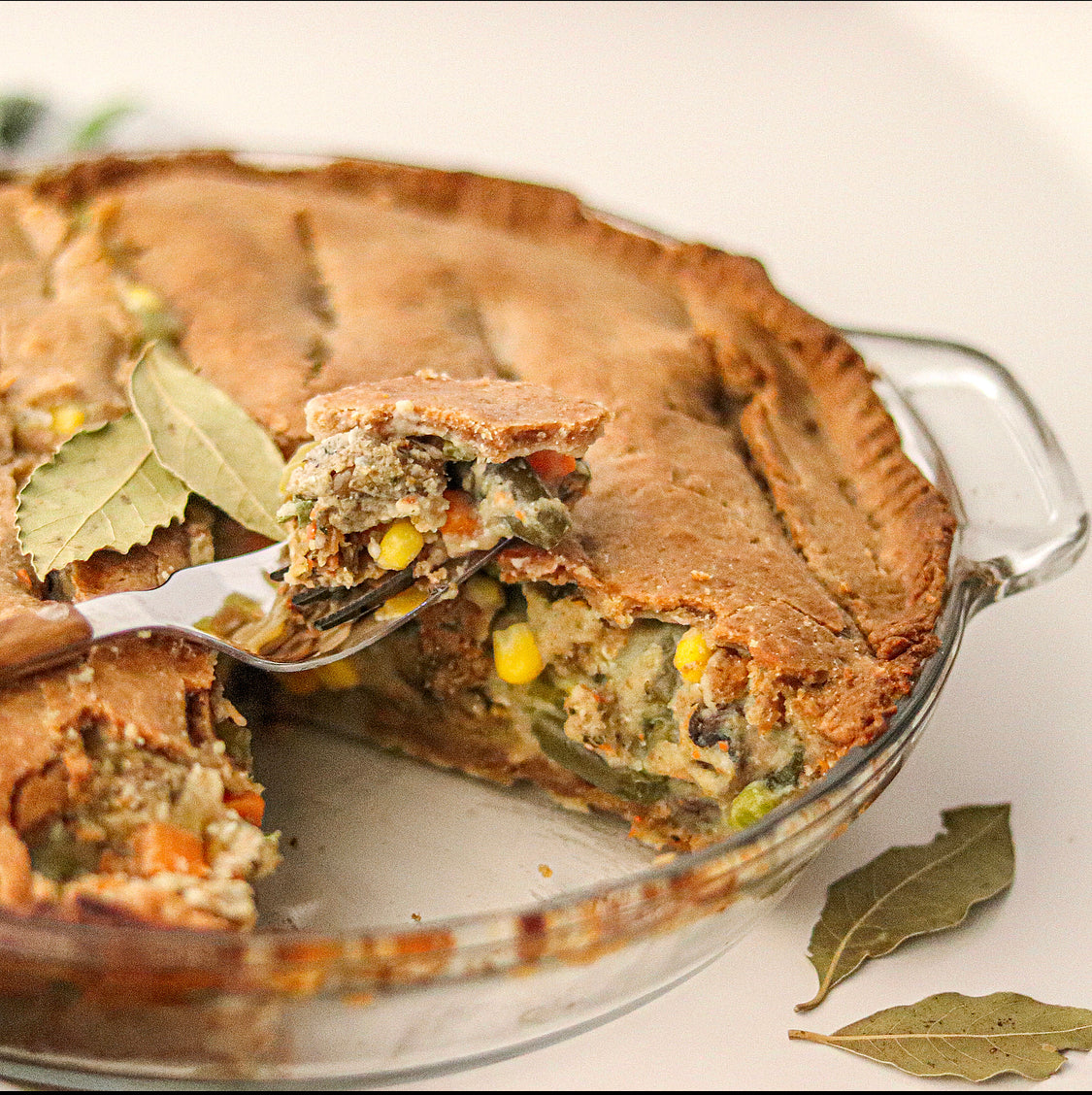 NexVeg Vegan Pot Pie