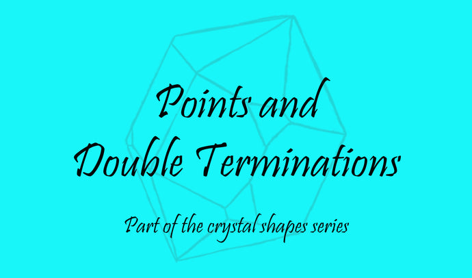 Points and Double Terminated