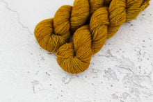 Load image into Gallery viewer, Pyrite - 4ply SW Merino/Yak/Nylon