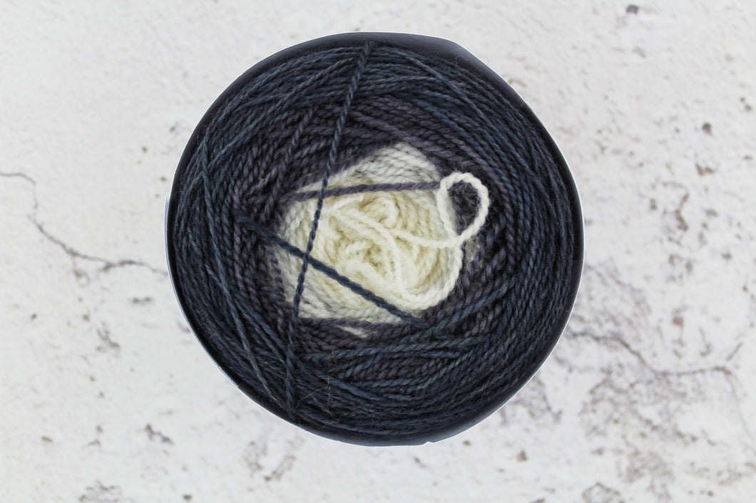 Death Tarot - 4ply Corriedale
