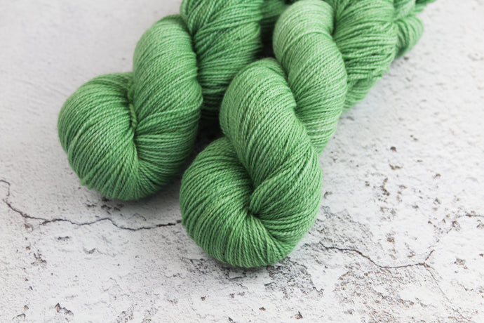 Dock Leaf - 4ply Corriedale