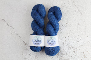 Navy - 4ply Corriedale