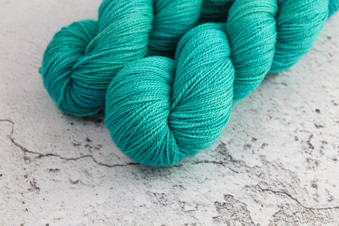 Aquamarine - 4ply Corriedale