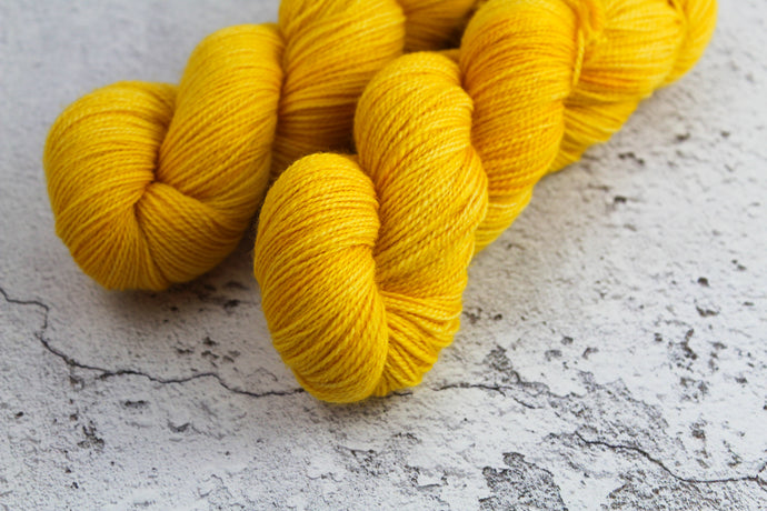 Honey - 4ply Corriedale