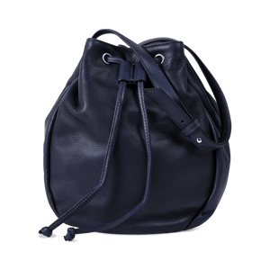 Cobalt Bucket Bag_Front