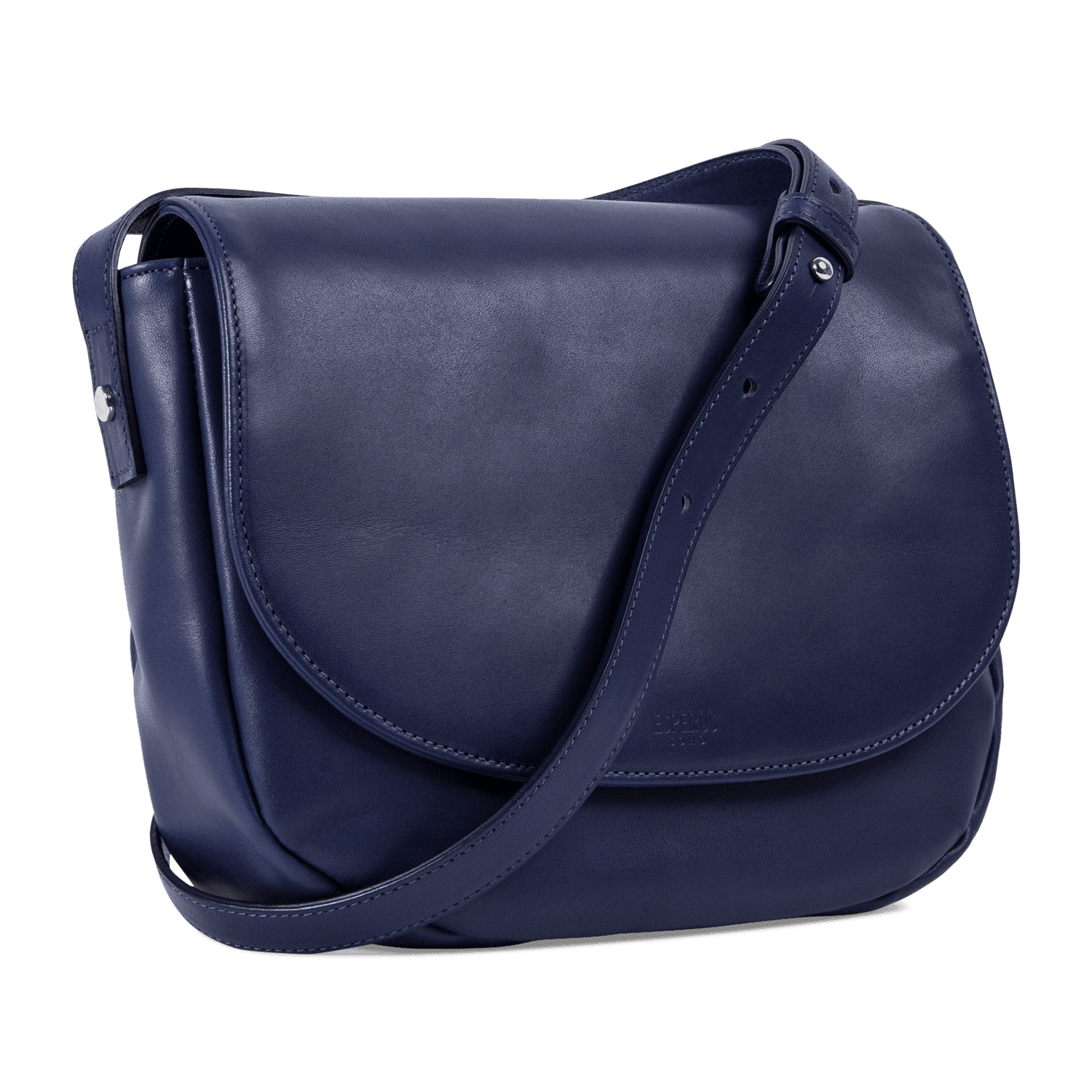 Cobalt Saddle Bag
