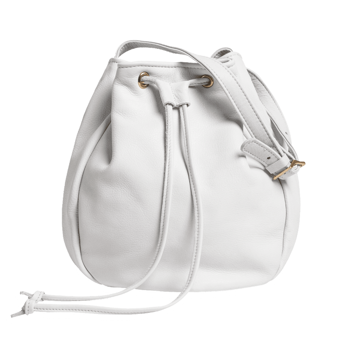 Pearl Bucket Bag_Front