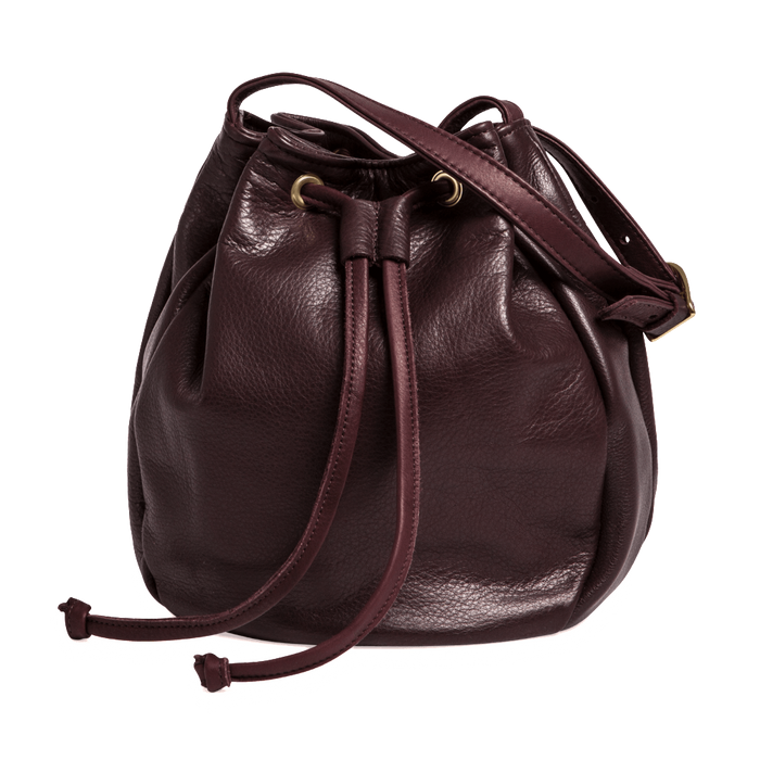 Wine Bucket Bag_Front