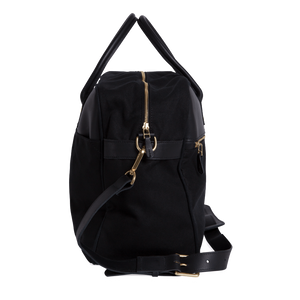Black Windsor Travel Duffle