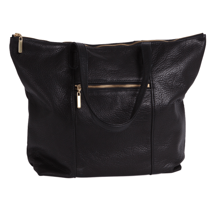 Black Transport Tote