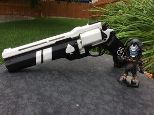c6437c2b0ea Destiny Ace of Spades hand cannon 3D print Model Kit Prop
