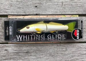 Whiting Glide 180 - Slow Sink - Sand