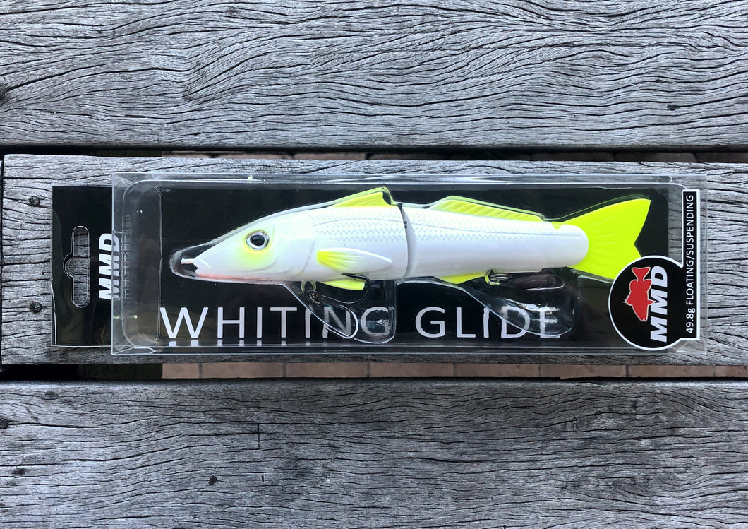Whiting Glide 180 - Floating / Suspending - Ghost