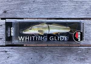 Whiting Glide 180 - Floating / Suspending - Tannin